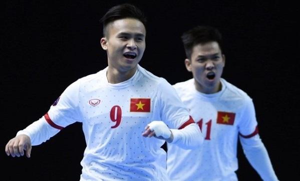 Futsal Viet Nam co doi thu vua suc o World Cup hinh anh