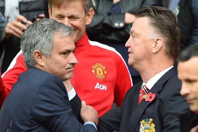 MU som chia tay Van Gaal, chuan bi ra mat Mourinho hinh anh 1