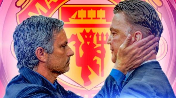 MU som chia tay Van Gaal, chuan bi ra mat Mourinho hinh anh