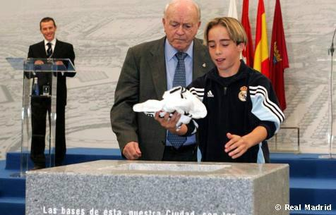 Thoi tho au dang yeu cua sao Real va Atletico Madrid hinh anh 3