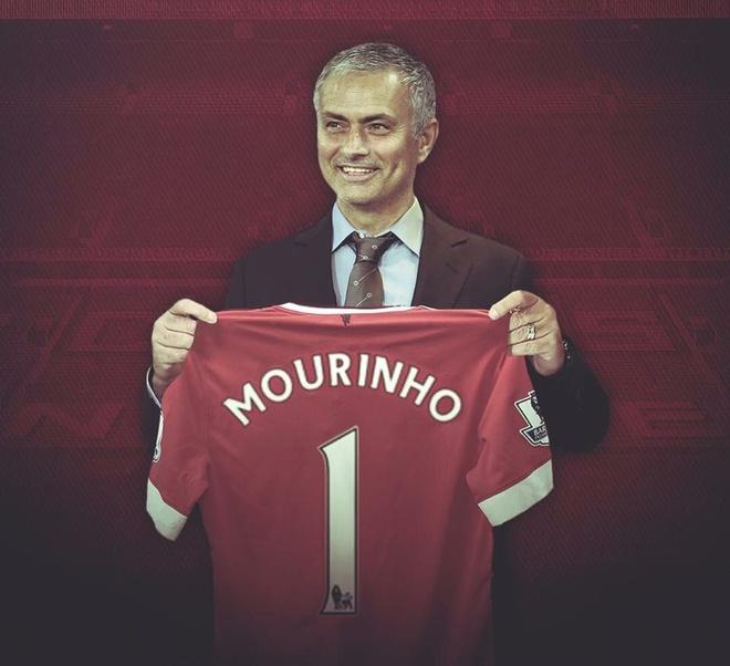 Mourinho chinh thuc ve dan dat MU hinh anh 2