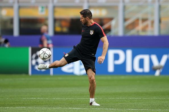 Khong phai Ronaldo va Bale, Simeone so nhat mot tien ve Real hinh anh 1