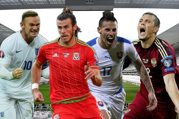 10 tran dau khong the bo qua o vong bang EURO 2016 hinh anh