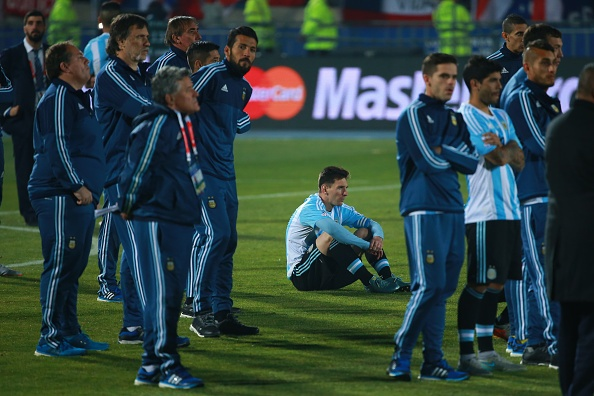 6 tran dau dang xem nhat vong bang Copa America 2016 hinh anh 6