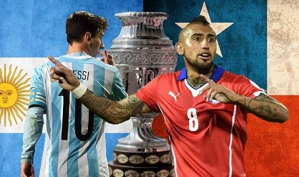 6 tran dau dang xem nhat vong bang Copa America 2016 hinh anh