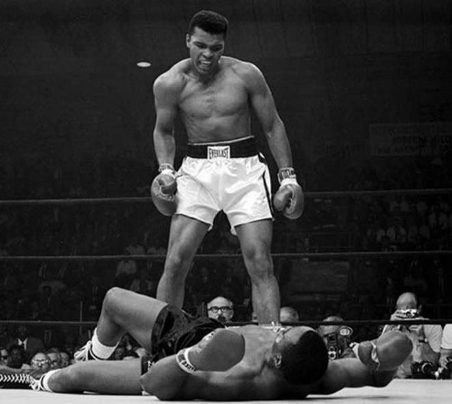 Muhammad Ali - Tu cau be ngheo kho den ong vua quyen Anh hinh anh 8