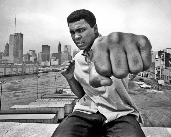 Muhammad Ali - Tu cau be ngheo kho den ong vua quyen Anh hinh anh 1