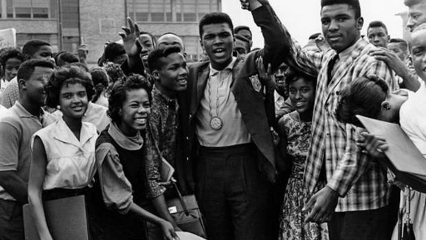Muhammad Ali - Tu cau be ngheo kho den ong vua quyen Anh hinh anh 3