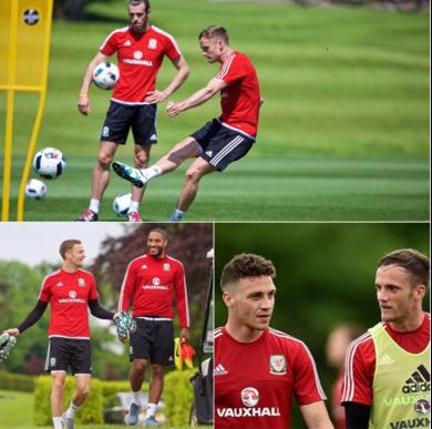 Gareth Bale va dong doi banh bao roi xu Wales du Euro 2016 hinh anh 16