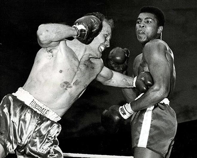Muhammad Ali - Tu cau be ngheo kho den ong vua quyen Anh hinh anh 6
