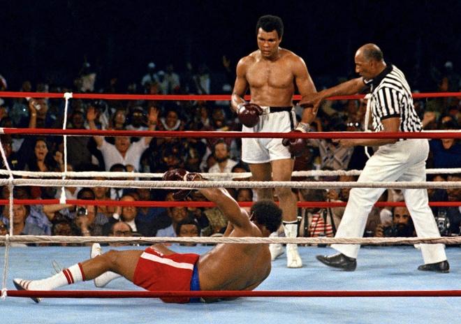 Muhammad Ali - Tu cau be ngheo kho den ong vua quyen Anh hinh anh 16