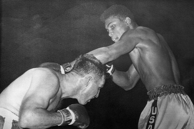Muhammad Ali - Tu cau be ngheo kho den ong vua quyen Anh hinh anh 5