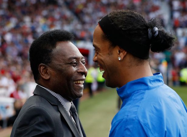 Mourinho, Pele banh bao di xem tuyen Anh thang doi Ranieri hinh anh 3