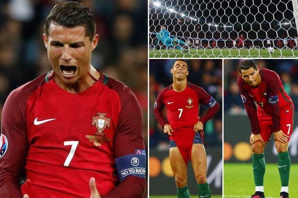 Ronaldo bo an, mat ngu vi da hong phat den hinh anh 1