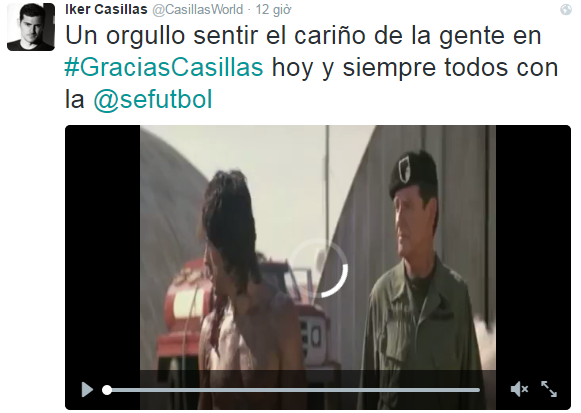 Casillas tu gia tuyen Tay Ban Nha? hinh anh 1