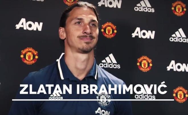 MU ra mat Ibrahimovic bang video an tuong hinh anh