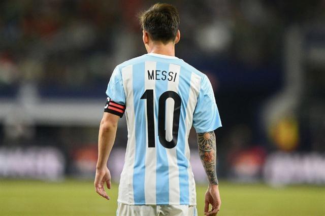 Messi co the rut lai quyet dinh tu gia doi tuyen hinh anh 1