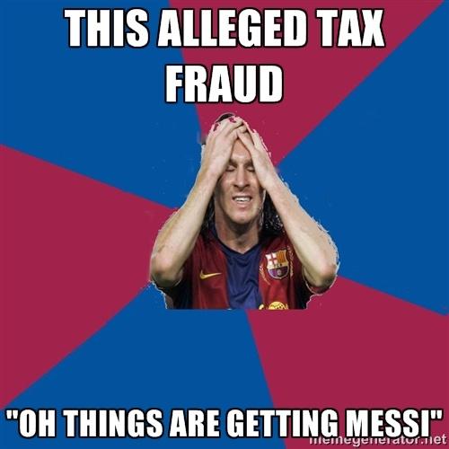 Anh che Messi di tu tran ngap Internet hinh anh 6