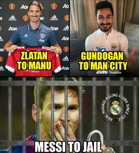 Anh che Messi di tu tran ngap Internet hinh anh 12