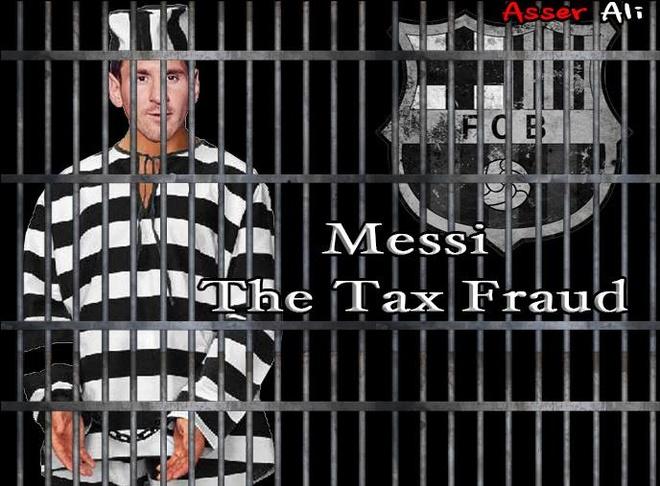Anh che Messi di tu tran ngap Internet hinh anh 1