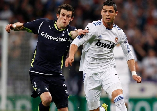 Doi cua Bale chua tung thang doi Ronaldo khi doi dau hinh anh 4