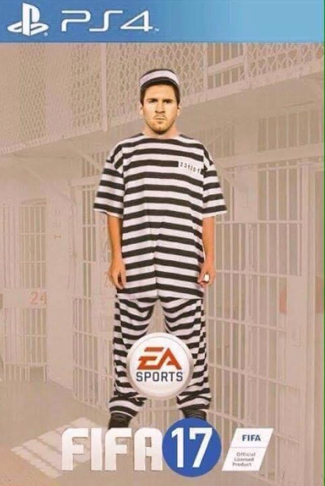 Anh che Messi di tu tran ngap Internet hinh anh 9