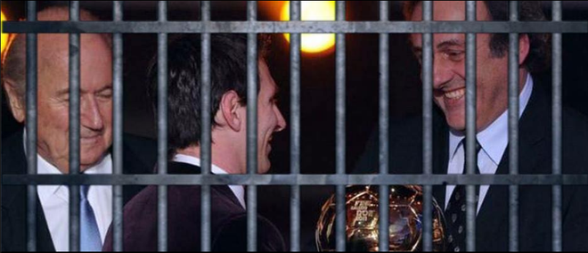 Anh che Messi di tu tran ngap Internet hinh anh 11