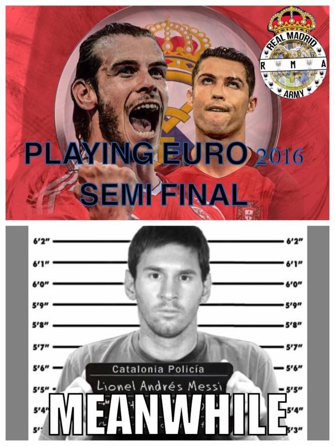 Anh che Messi di tu tran ngap Internet hinh anh 8