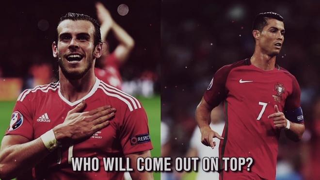 Doi cua Bale chua tung thang doi Ronaldo khi doi dau hinh anh