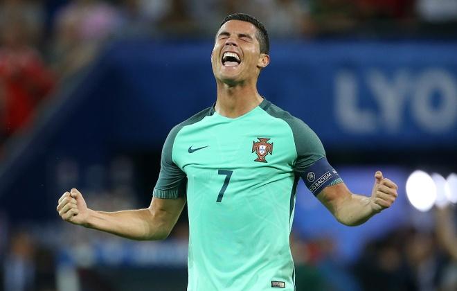 Ronaldo - Chuyen gia pha ky luc tai Euro 2016 hinh anh