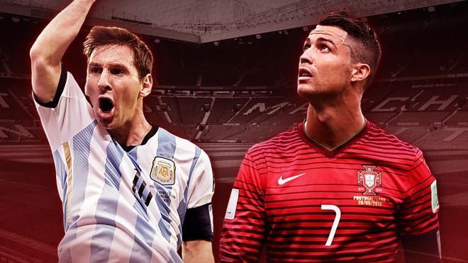 Ronaldo thua Messi ve cong hien o chung ket hinh anh