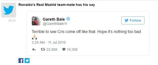 Ronaldo khoc nghen vi chan thuong hinh anh 15