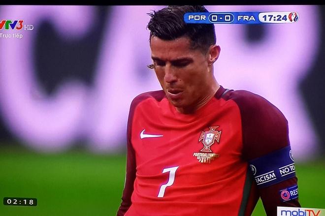 Ronaldo khoc nghen vi chan thuong hinh anh 8