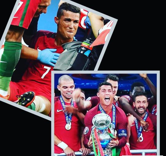 Chi gai so sanh Ronaldo voi Chua Jesus hinh anh 1