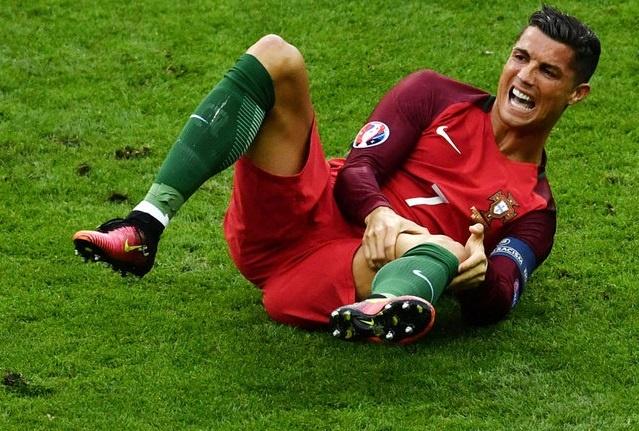 Da xac dinh thoi gian nghi thi dau cua Ronaldo hinh anh