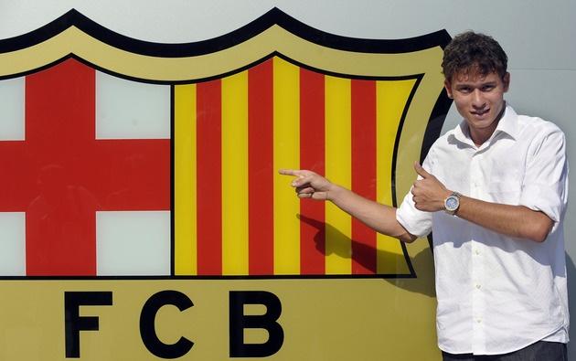 10 cau thu khien Barca lo nang hinh anh 8