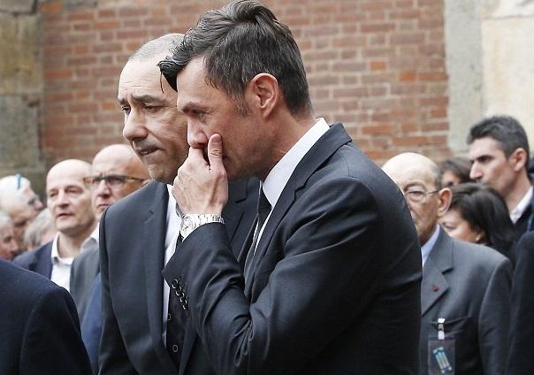Paolo Maldini mat ca cha lan me trong 3 thang hinh anh