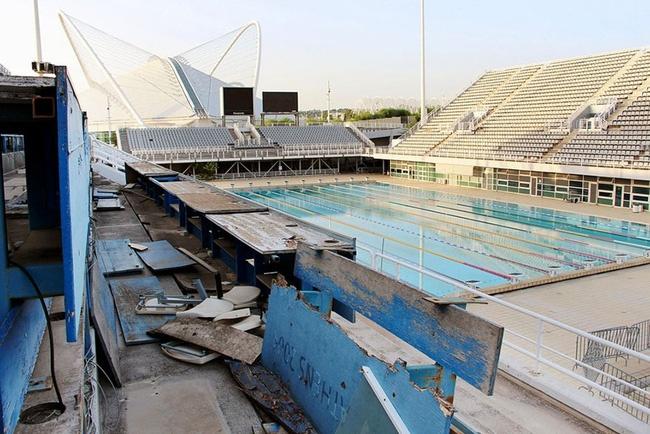 Canh do nat tai cac cong trinh phuc vu Olympic qua khu hinh anh 14