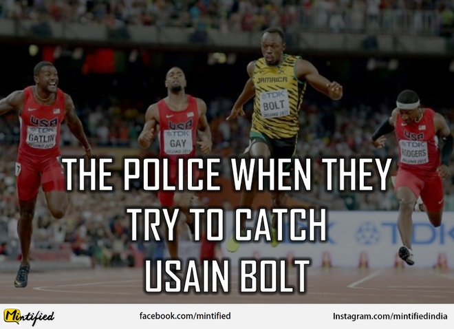 Anh vui ve suc manh va su thong tri cua Usain Bolt hinh anh 2