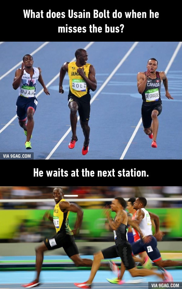 anh che Usain Bolt anh 4