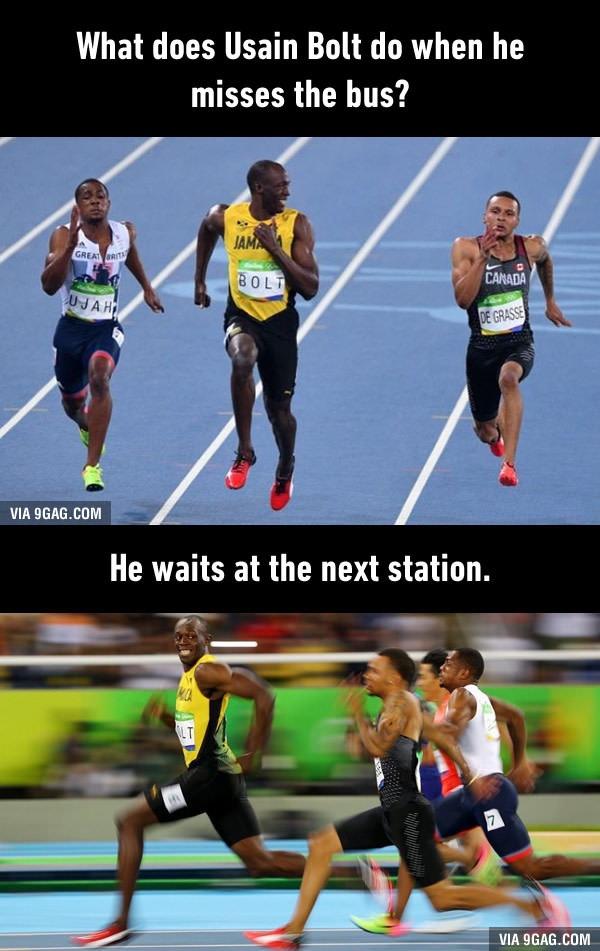 Anh vui ve suc manh va su thong tri cua Usain Bolt hinh anh 4