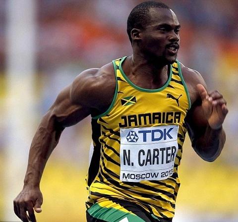 Usain Bolt co the bi tuoc HCV Olympic hinh anh 1
