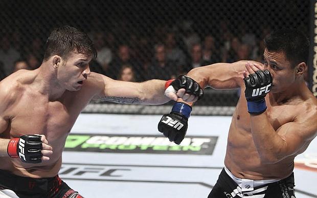 Vo si goc Viet Cung Le len tieng ve su boc lot cua UFC hinh anh 2