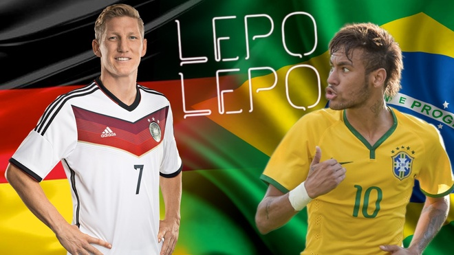Brazil va Duc co doi truong moi thay Neymar, Schweinsteiger hinh anh