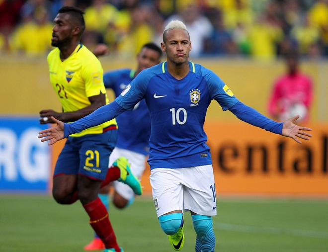 Neymar ghi ban va kien tao, Brazil thang o do cao 3.000 met hinh anh 6