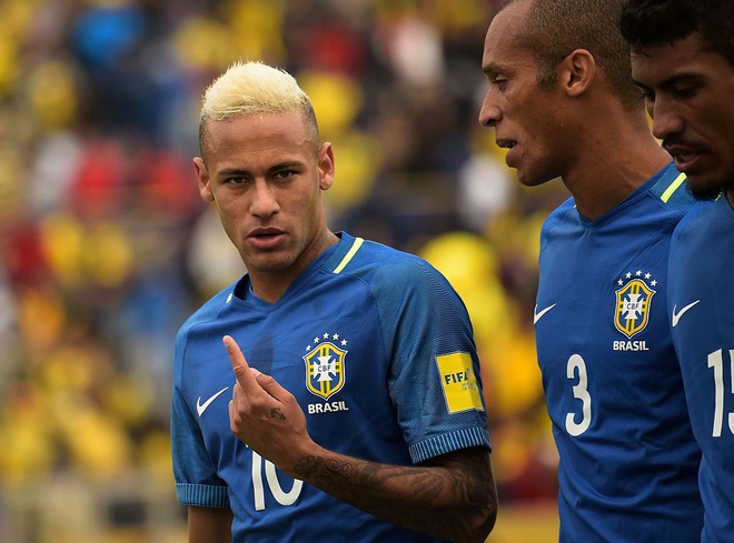 Neymar ghi ban va kien tao, Brazil thang o do cao 3.000 met hinh anh 2