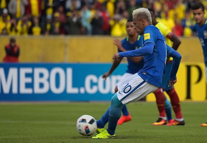 Neymar ghi ban va kien tao, Brazil thang o do cao 3.000 met hinh anh 5