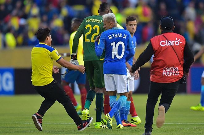 Neymar ghi ban va kien tao, Brazil thang o do cao 3.000 met hinh anh 11
