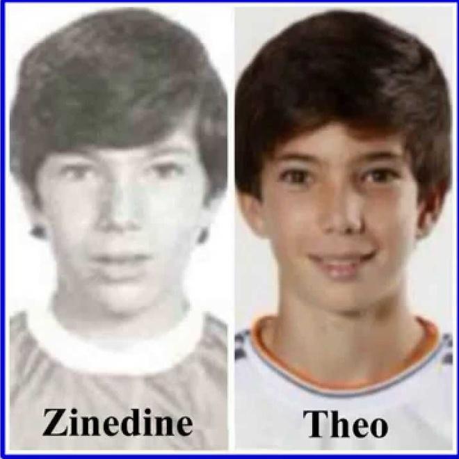 Con trai thu ba cua Zidane lai lap sieu pham hinh anh 1