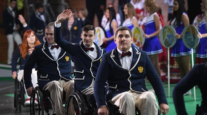 Nga to chuc Paralympic cua rieng minh, thuong dam cho VDV hinh anh